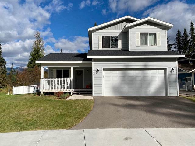 748 Spruce Court, Whitefish, MT 59937 (MLS #22016522) :: Performance Real Estate
