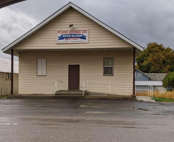 205 Lynch Street, Plains, MT 59859 (MLS #22016846) :: Montana Life Real Estate