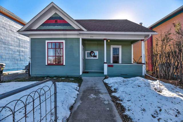 511 Hillsdale Street, Helena, MT 59601 (MLS #22017461) :: Andy O Realty Group