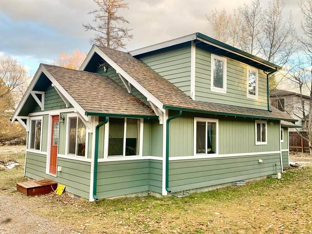 101 Murray Avenue, Whitefish, MT 59937 (MLS #22018104) :: Montana Life Real Estate