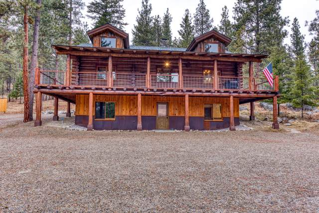 503 Mill Creek Trail Road, Hamilton, MT 59840 (MLS #22018763) :: Andy O Realty Group
