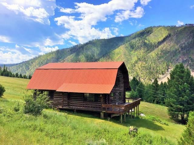 1622 Upper Rock Creek Road, Philipsburg, MT 59858 (MLS #22100088) :: Peak Property Advisors