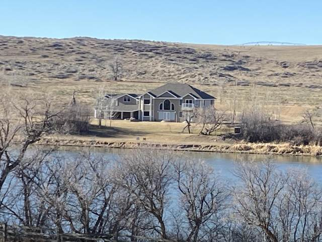 251 Big Bend Lane, Great Falls, MT 59404 (MLS #22100391) :: Montana Life Real Estate