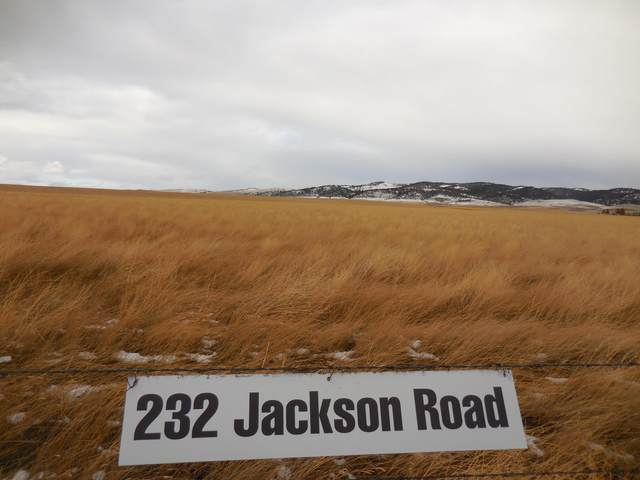 232 Jackson Road, White Sulphur Springs, MT 59645 (MLS #22100521) :: Montana Life Real Estate