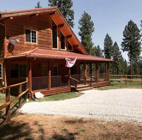 220 Forest Park Way, Victor, MT 59875 (MLS #22100538) :: Andy O Realty Group
