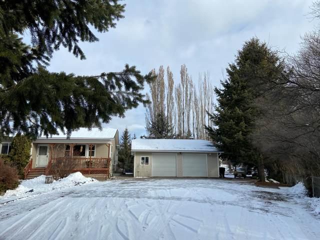 215 Fox Hill Drive, Kalispell, MT 59901 (MLS #22100692) :: Dahlquist Realtors