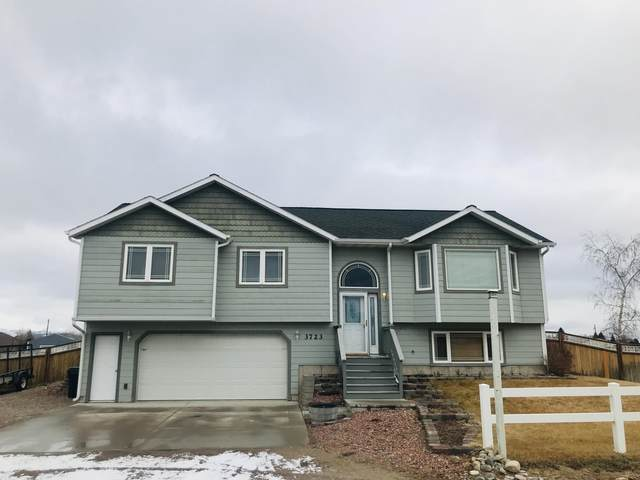 3723 Cupid Drive, Helena, MT 59602 (MLS #22100725) :: Andy O Realty Group