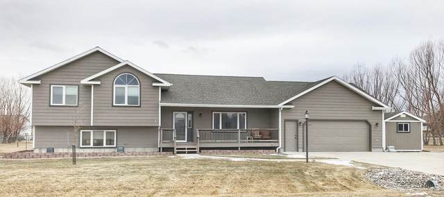 3953 Fawn Meadow Drive, Helena, MT 59602 (MLS #22100735) :: Andy O Realty Group