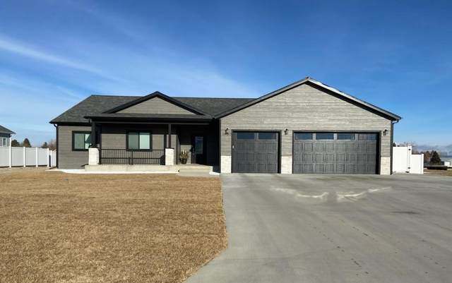 1480 Essentia Way, Helena, MT 59602 (MLS #22100749) :: Whitefish Escapes Realty