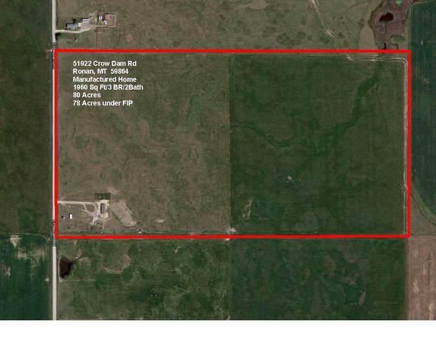 51922 Crow Dam Road, Ronan, MT 59864 (MLS #22101595) :: Performance Real Estate
