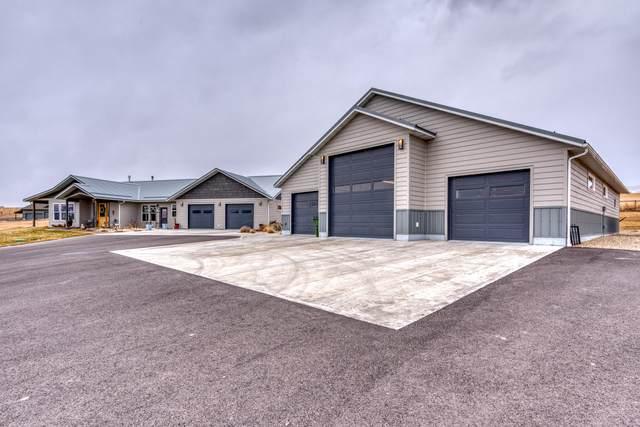 2050 Desperado Trail, Corvallis, MT 59828 (MLS #22101633) :: Montana Life Real Estate