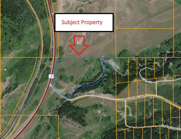 Nhn Heart Butte Cutoff, East Glacier Park, MT 59434 (MLS #22102124) :: Whitefish Escapes Realty