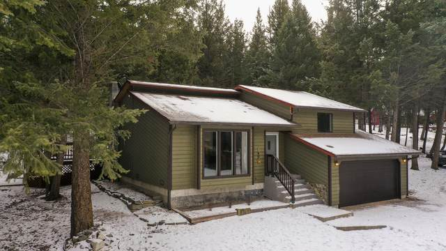 111 Terning Drive E, Eureka, MT 59917 (MLS #22102744) :: Montana Life Real Estate