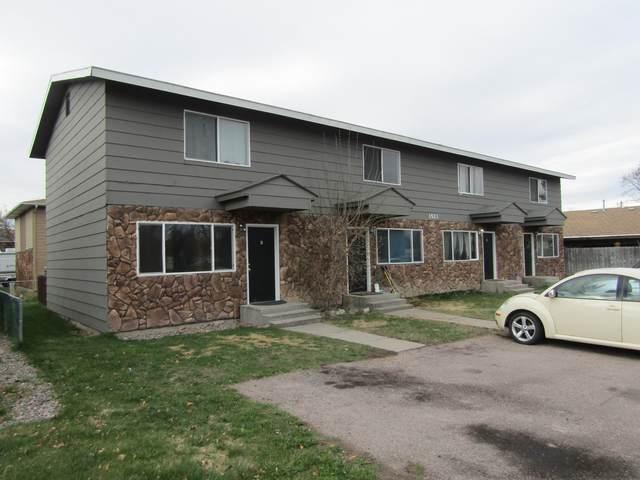 1523 Ernest Avenue, Missoula, MT 59801 (MLS #22103133) :: Peak Property Advisors
