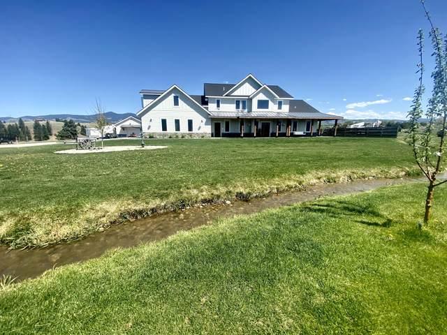 535 Arley Lane, Corvallis, MT 59828 (MLS #22104076) :: Peak Property Advisors