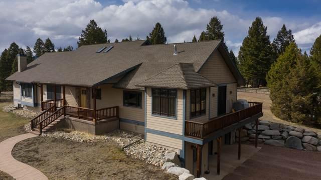 91 Skyview Lane, Philipsburg, MT 59858 (MLS #22104488) :: Peak Property Advisors