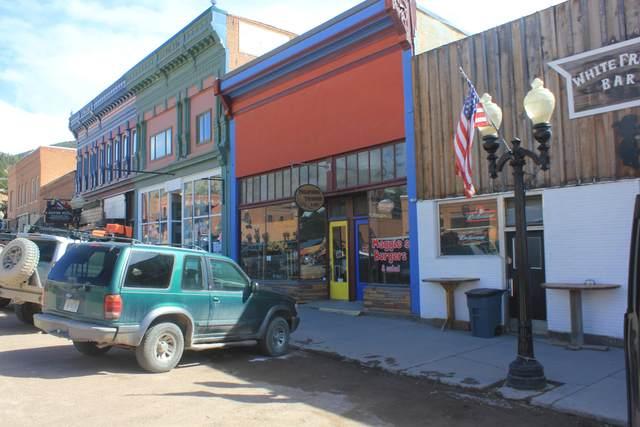 116 E Broadway Street, Philipsburg, MT 59858 (MLS #22104757) :: Peak Property Advisors