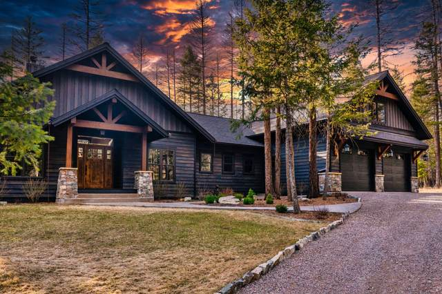 752 Whitefish Ranch Road, Whitefish, MT 59937 (MLS #22104972) :: Andy O Realty Group