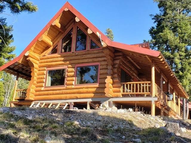1015 Elkhorn Road, Helmville, MT 59843 (MLS #22105030) :: Peak Property Advisors