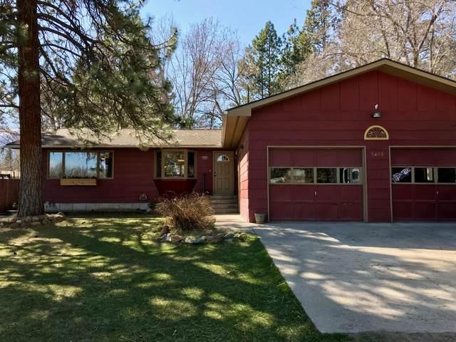 5403 Barbara Lane, Florence, MT 59833 (MLS #22105208) :: Peak Property Advisors