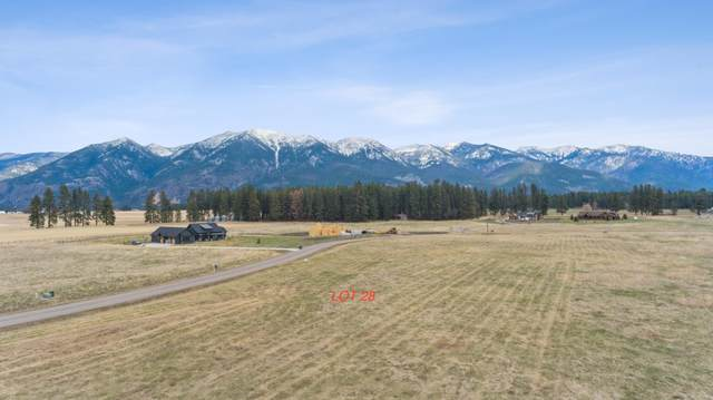 697 Sweetgrass Ranch Road, Kalispell, MT 59901 (MLS #22105241) :: Montana Life Real Estate