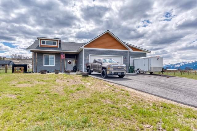 463 Kammie Court, Stevensville, MT 59870 (MLS #22106095) :: Peak Property Advisors
