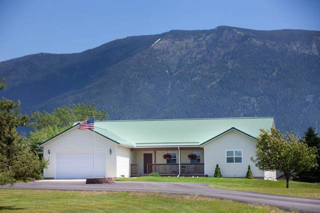 41 Blue Jay Way, Columbia Falls, MT 59912 (MLS #22108455) :: Dahlquist Realtors