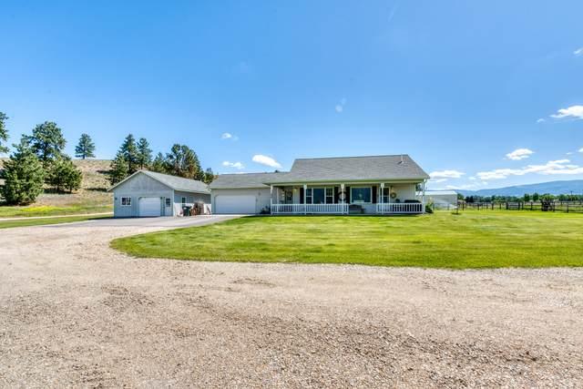 455 Bellview Court, Stevensville, MT 59870 (MLS #22109290) :: Peak Property Advisors