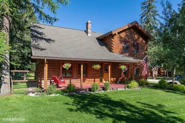 100 Old Morris Trail, Whitefish, MT 59937 (MLS #22109369) :: Peak Property Advisors