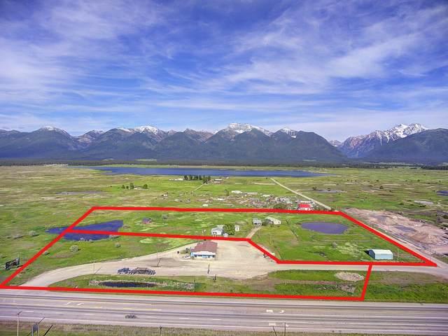 68056 Us Highway 93, Charlo, MT 59824 (MLS #22109374) :: Peak Property Advisors