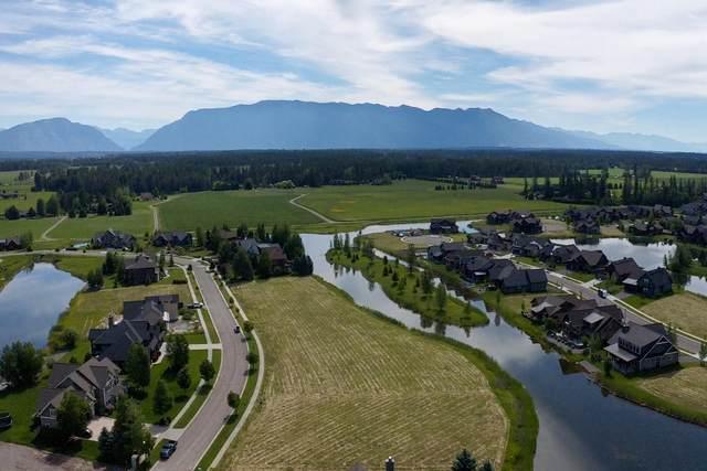 3059 River Lakes Drive, Whitefish, MT 59937 (MLS #22109447) :: Peak Property Advisors