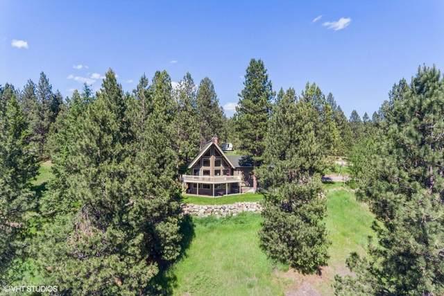 164 Saddleback Trail, Kalispell, MT 59901 (MLS #22109659) :: Peak Property Advisors