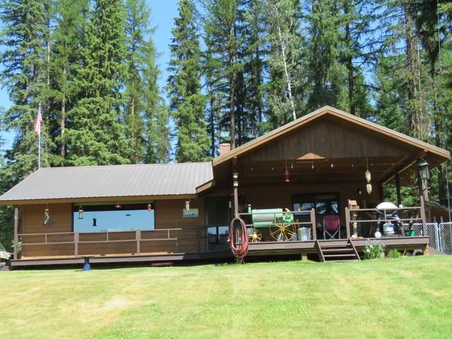 29456 Yaak River Road, Yaak, MT 59935 (MLS #22110270) :: Montana Life Real Estate