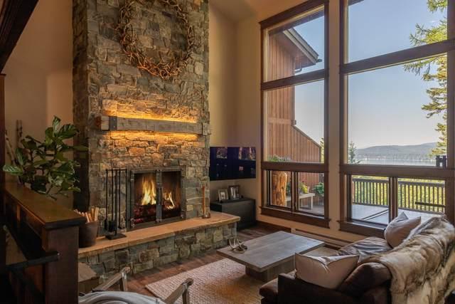 1979 Ridge Crest Drive, Whitefish, MT 59937 (MLS #22110542) :: Peak Property Advisors