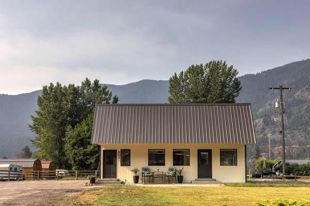 301 Railroad Avenue, Alberton, MT 59820 (MLS #22110891) :: Peak Property Advisors