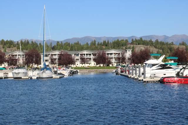 2036 Marina Court, Bigfork, MT 59911 (MLS #22111074) :: Montana Life Real Estate