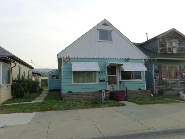 406 Park Avenue, Anaconda, MT 59711 (MLS #22111241) :: Peak Property Advisors