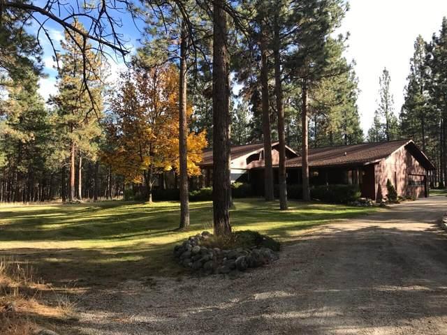 675 Bobcat Lane, Hamilton, MT 59840 (MLS #22111567) :: Montana Life Real Estate
