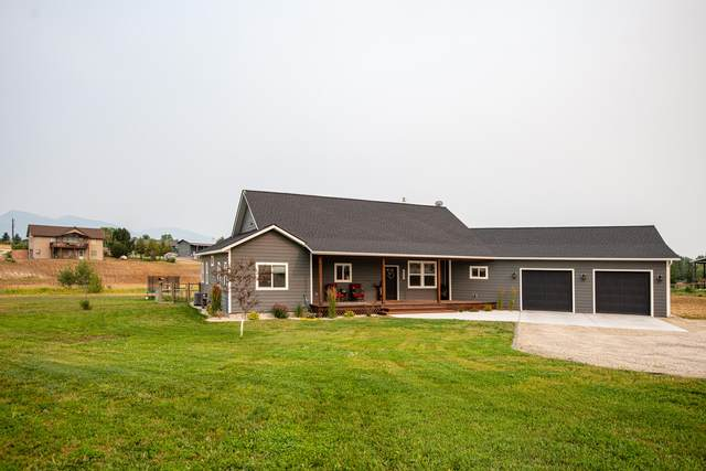 679 Winding Creek Trail, Corvallis, MT 59828 (MLS #22111856) :: Peak Property Advisors
