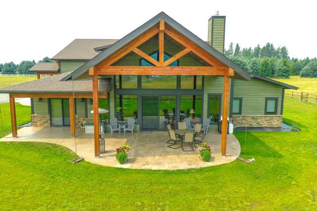 530 Weaver Farm Road, Kalispell, MT 59901 (MLS #22111876) :: Andy O Realty Group