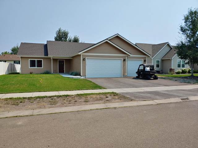 1163 14th Avenue W, Columbia Falls, MT 59912 (MLS #22112117) :: Peak Property Advisors