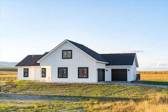 1043 Quarter Horse Lane, Kalispell, MT 59901 (MLS #22112915) :: Dahlquist Realtors