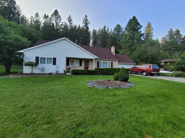 383 Warren Road, Libby, MT 59923 (MLS #22113191) :: Peak Property Advisors