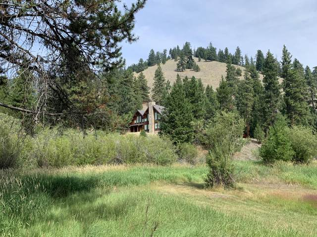 77 Alta Meadow Trail, Darby, MT 59829 (MLS #22114385) :: Andy O Realty Group