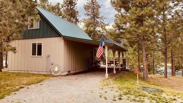 77 Steam Boat Way W, Thompson Falls, MT 59873 (MLS #22115811) :: Peak Property Advisors