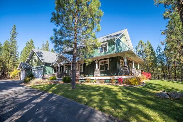 5668 Lichenstone Lane, Florence, MT 59833 (MLS #22116297) :: Peak Property Advisors