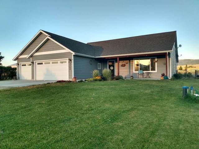 4464 Sunburst Lane, Stevensville, MT 59870 (MLS #22116337) :: Peak Property Advisors