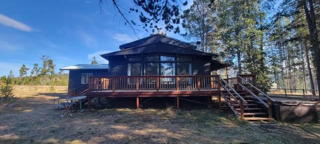 416 Mountainwood Lane, Anaconda, MT 59711 (MLS #22116361) :: Peak Property Advisors