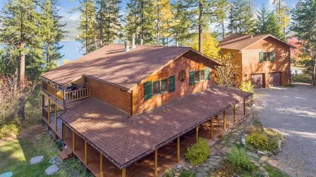 1455 Lakeview Lane, Whitefish, MT 59937 (MLS #22116411) :: Peak Property Advisors