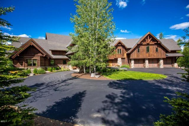 555 Whitefish Hills Drive, Whitefish, MT 59937 (MLS #21700438) :: Loft Real Estate Team